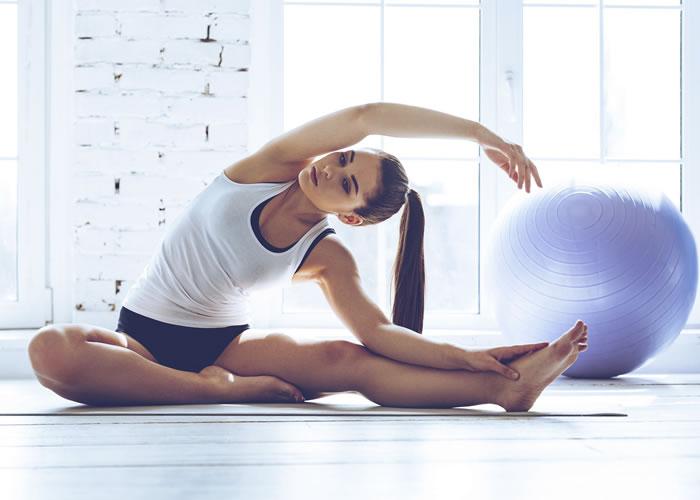 Aulas de Pilates